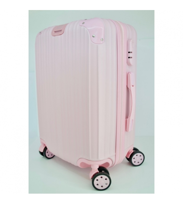 Βαλίτσα τρόλει ροζ 20¨