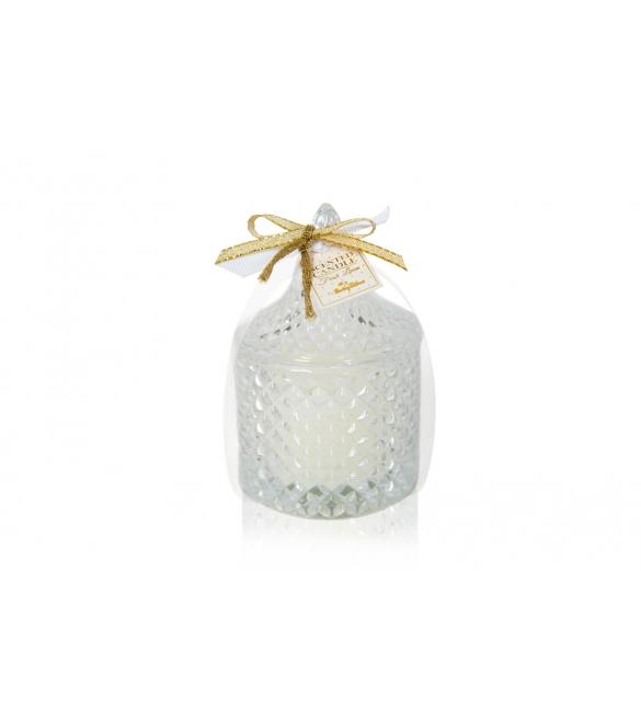 Κερί με άρωμα fresh linen.