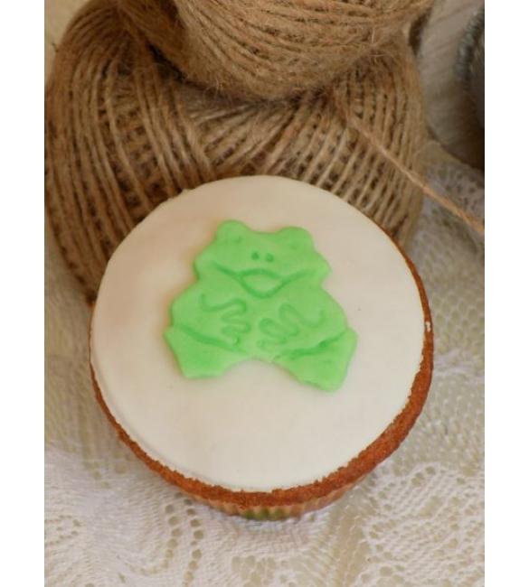 Κέρασμα βάπτισης cupcake.