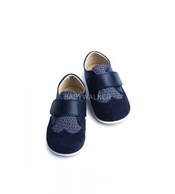 Babywalker Oxfords μπλε!