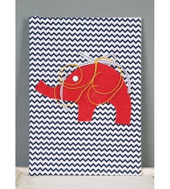 Βιβλίο ευχών ελεφαντάκι!